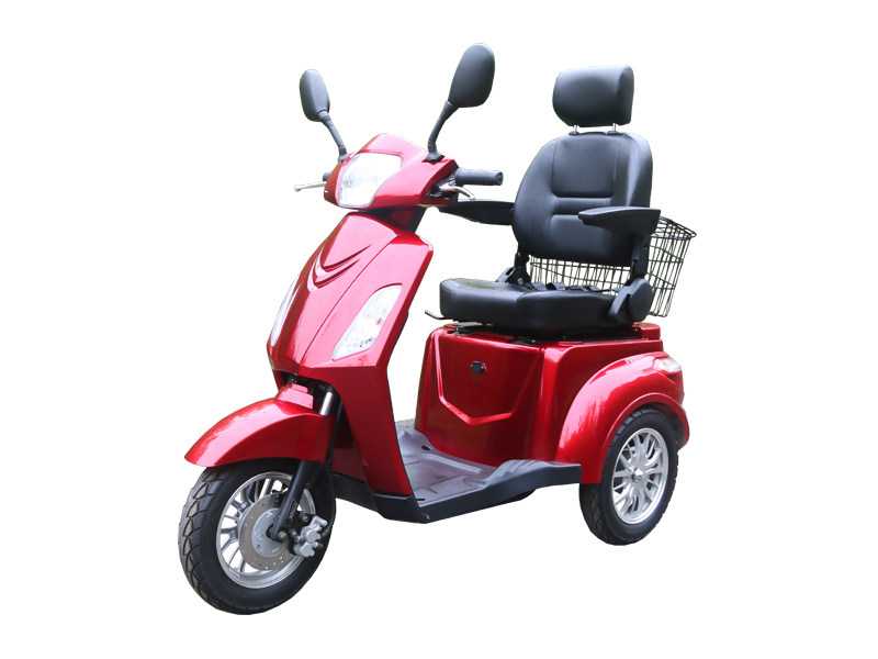 Tongli Fully enclosed electric tricycle K-1-2