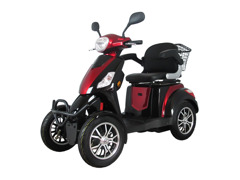 JXYDDC Four-wheel electric scooter K-2-1