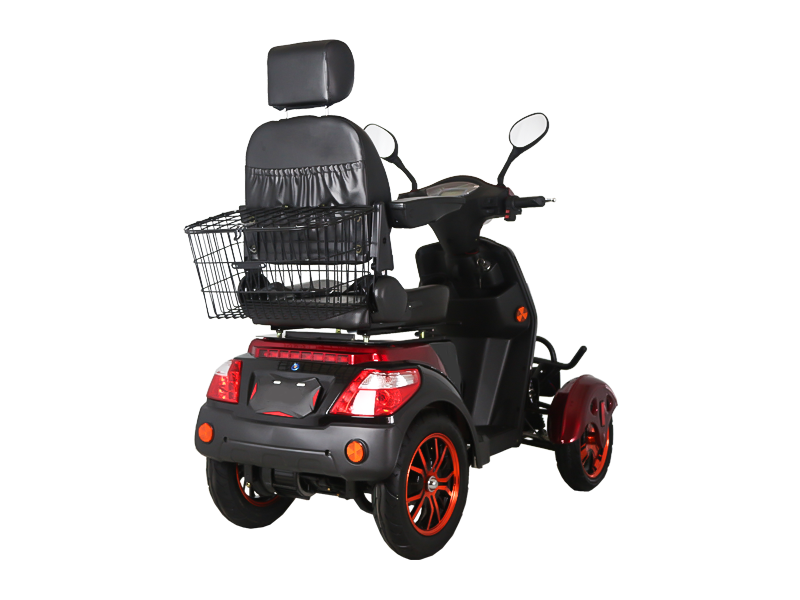 Importance of the right way to ride an electric wheelchair