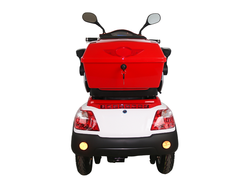 Easily master the driving skills of electric tricycles(2)