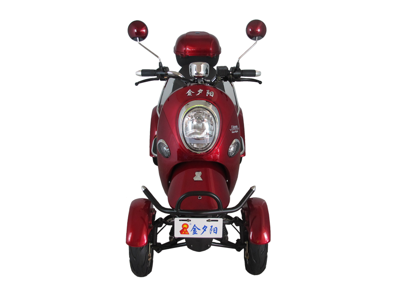 Main items for maintenance and repair of electric elderly scooters(1)