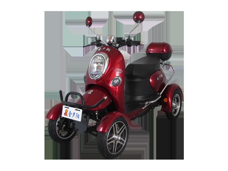 JXYDDC Four-wheel electric vehicle QBT-4