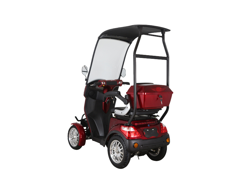 Main items for maintenance and repair of electric elderly scooters(2)