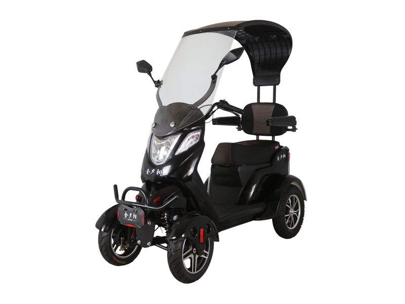 Four-wheel electric scooter LTW-GS-8