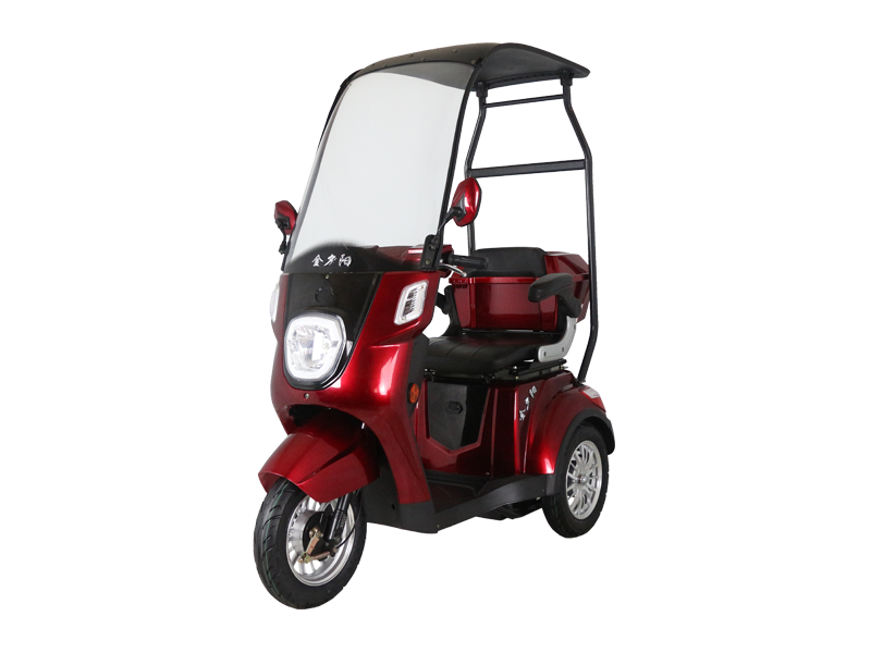 Four-wheel electric scooter XHSL-3
