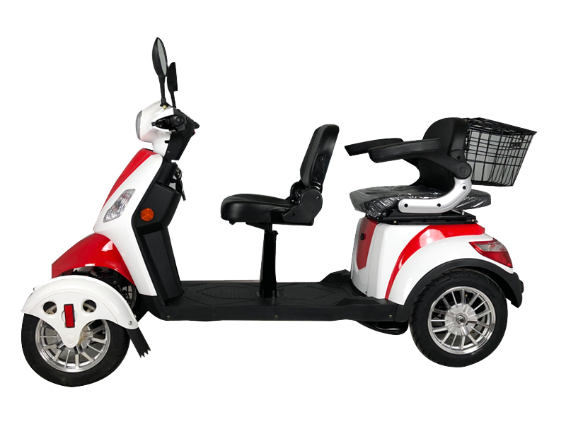 XILE II  Four-wheeled electric scooter